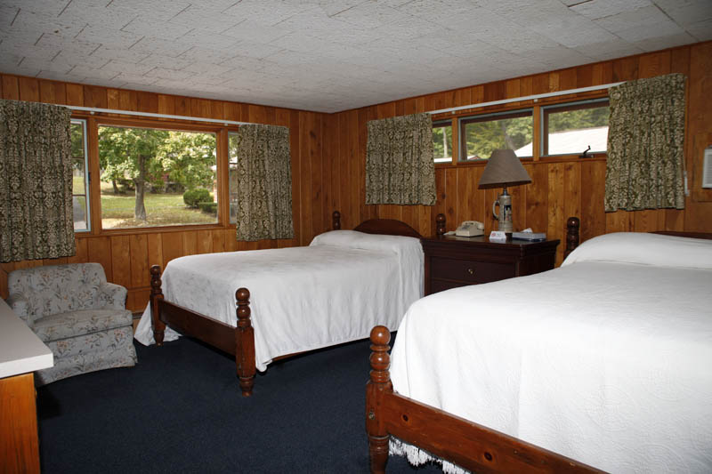Adirondack Main Lodge