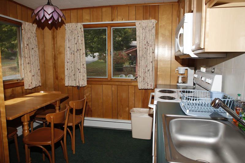 Adirondack Treetop Apartment